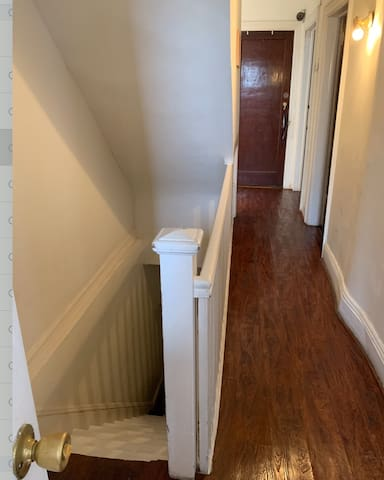 Spacious room, great location