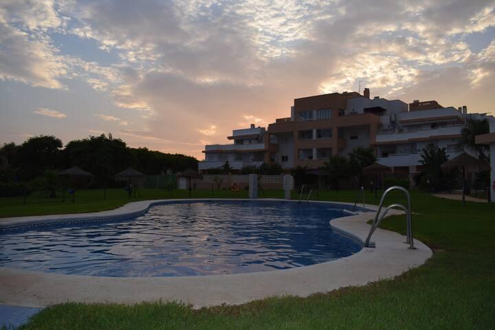 Apartamento en Retamar, Bahía de la Luz