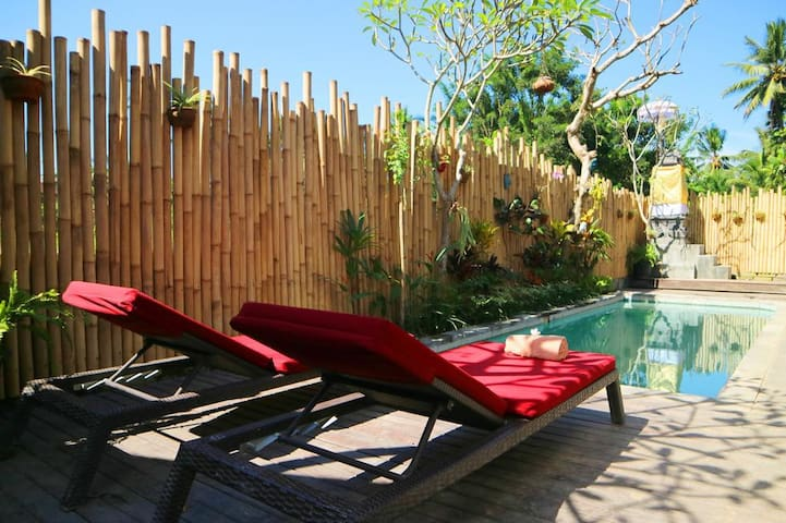 Private Luxury Guest House in Ubud