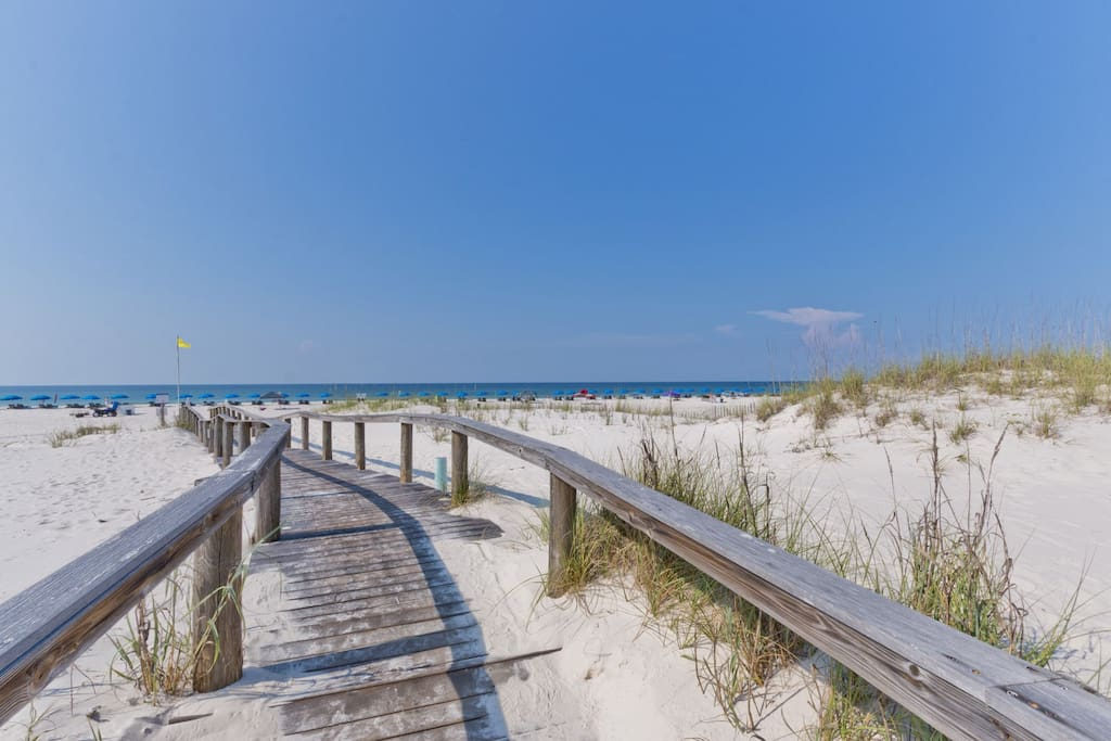 "Make your dream a reality at ""Beach Dream!"" Come escape to the shore!"