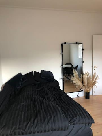 Lille og fin lejlighed midt i Aarhus