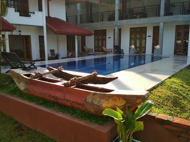 Kingcity Resort Deluxe Double Room