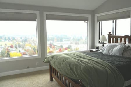 Room with Awesome view of Eugene - Springfield - Haus
