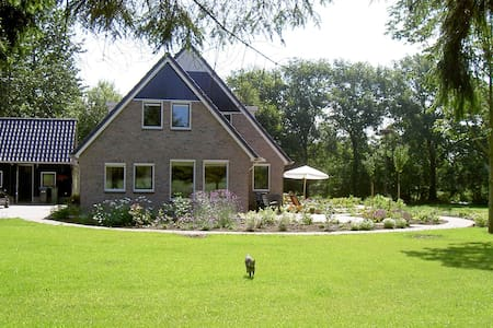 Wonderful Holiday Home in Zuidwolde with Terrace, Garden