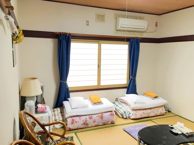House in Close to JR Station. Japanese Style Room