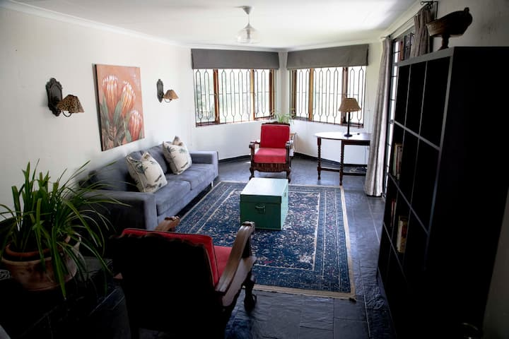 A homely guesthouse in the heart of Muldersdrift.