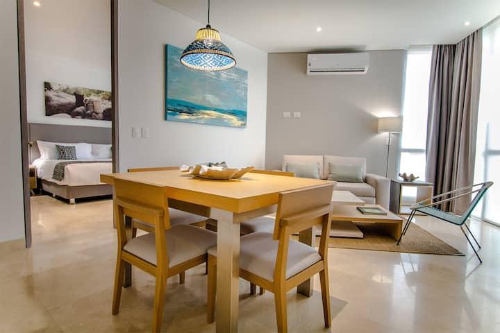 Exclusive Grand Marina Suites(1) Habitación 70m2