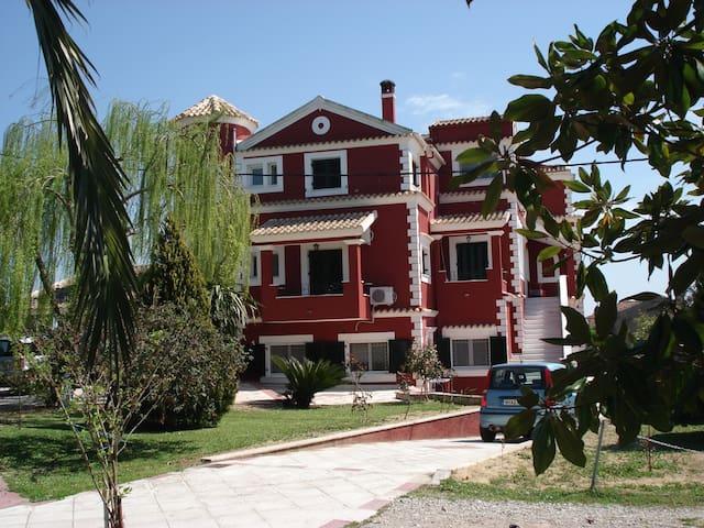 Villa Eleni Afra 1st floor