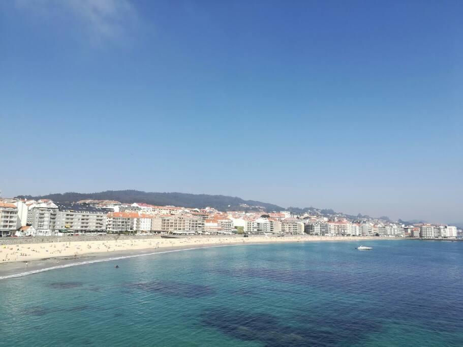 Playa en donde está ubicado