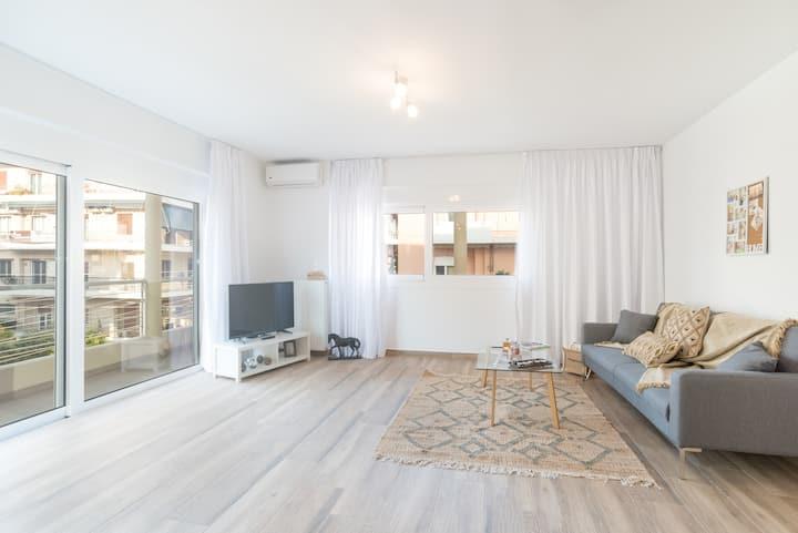 Psychiko central apartment C (PSY100)