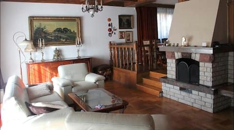 Katowice, Dom z 3 sypialniami