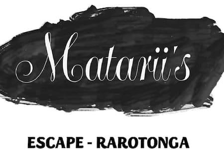 Matarii's Escape - RAROTONGA
