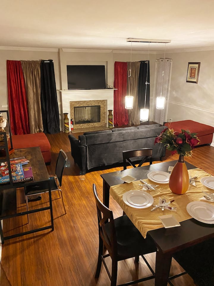 Spacious 3BR condo perfect for a family getaway