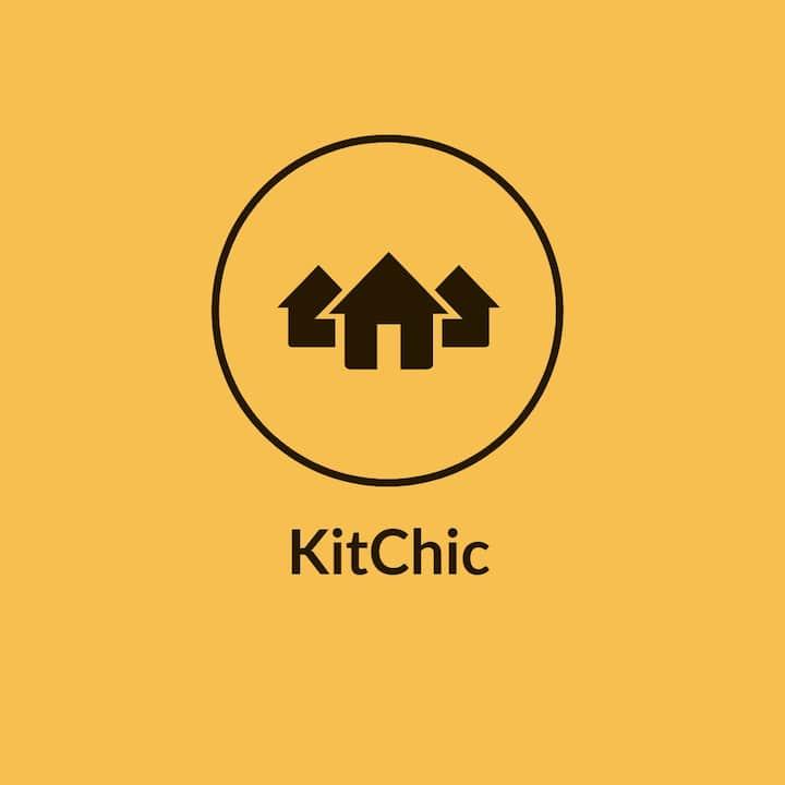 KitChic - Hospede-se com conforto!