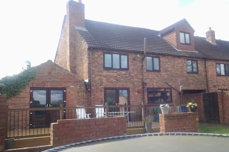 Cosy home in a tranquil village - Elkesley - Casa