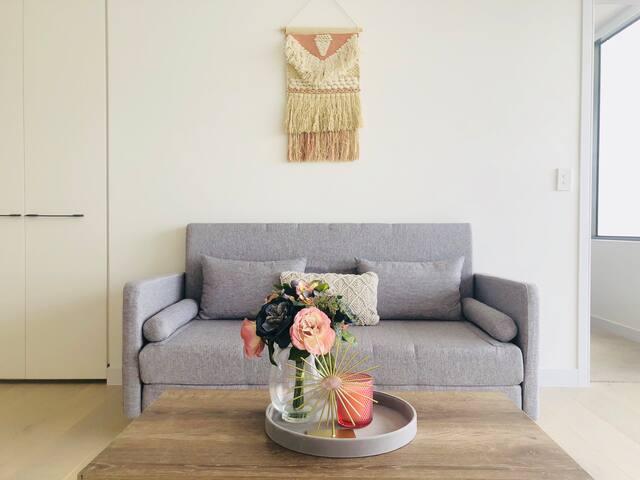 Macquarie Uni Sweet 1 Bedroom apartment麦考瑞大学1房温馨公寓
