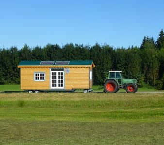 Garten-TinyHouse: einzigartiger Rückzugsort - Kißlegg - Altro