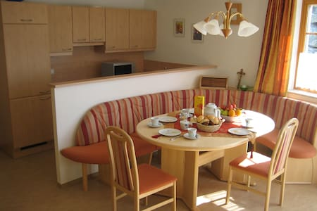 Appartement in Pistennähe - Sankt Johann im Pongau - Apartment