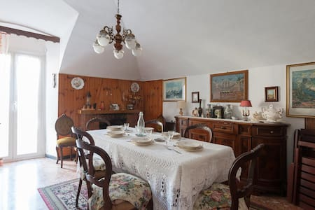 Altavia&trekking-Charming cottage - Torpiana  - House