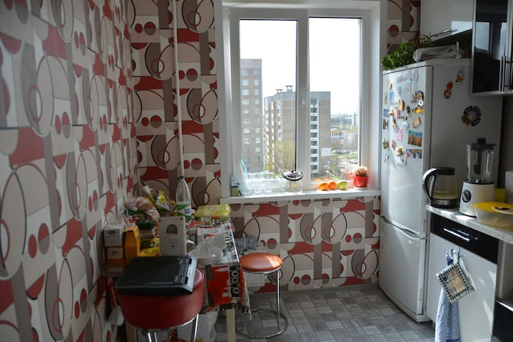 Crazy appartment - Minsk - Lägenhet