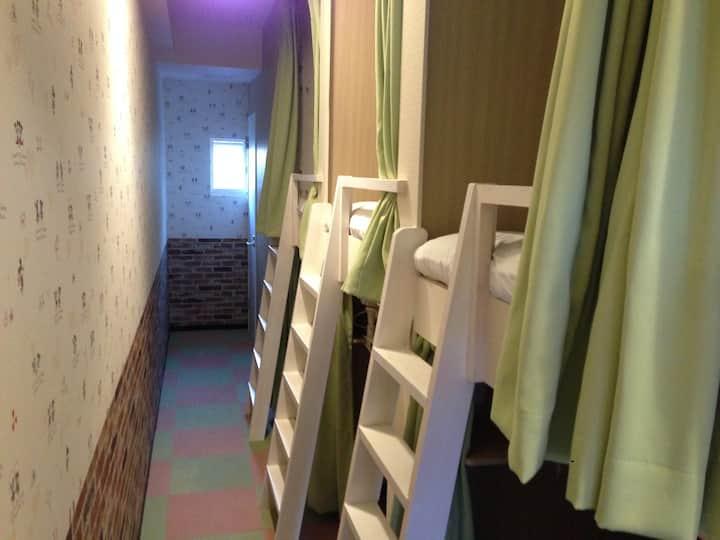 ■アクセス抜群■ゲストハウス■LittleAsia-Kokura( Dormitory room)