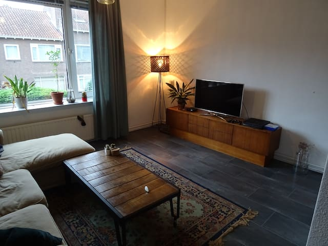 Cozy apartment, conveniently placed, with airco