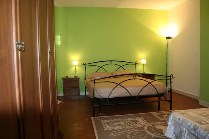 Casa di Bice Affittacamere  Stanza Verde