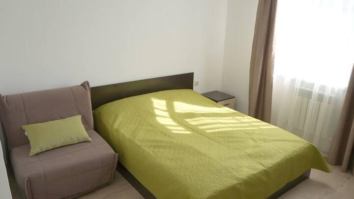 Уютные номера для отдыха в Анапе