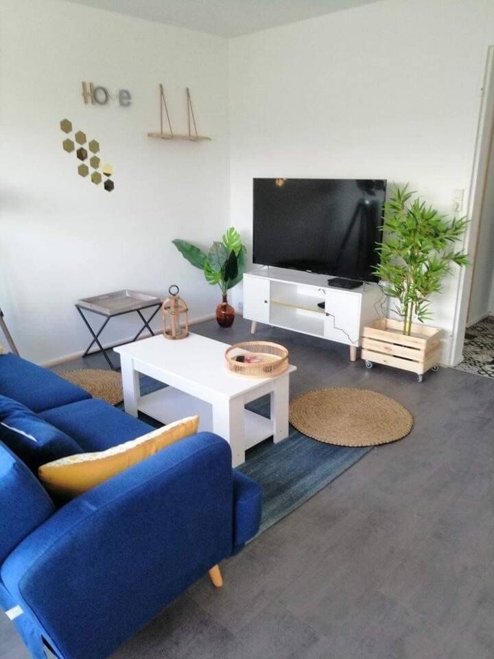 Appartement aux portes de Rouen