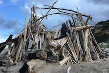 Beach Fort!