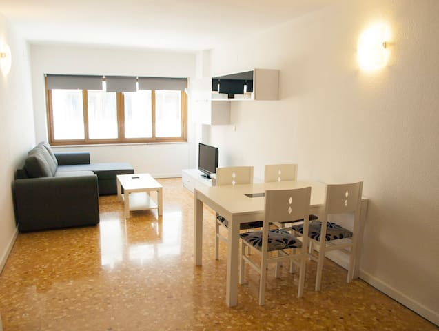 APARTMENT CENTER 1 ROOM 4 PAX VERA