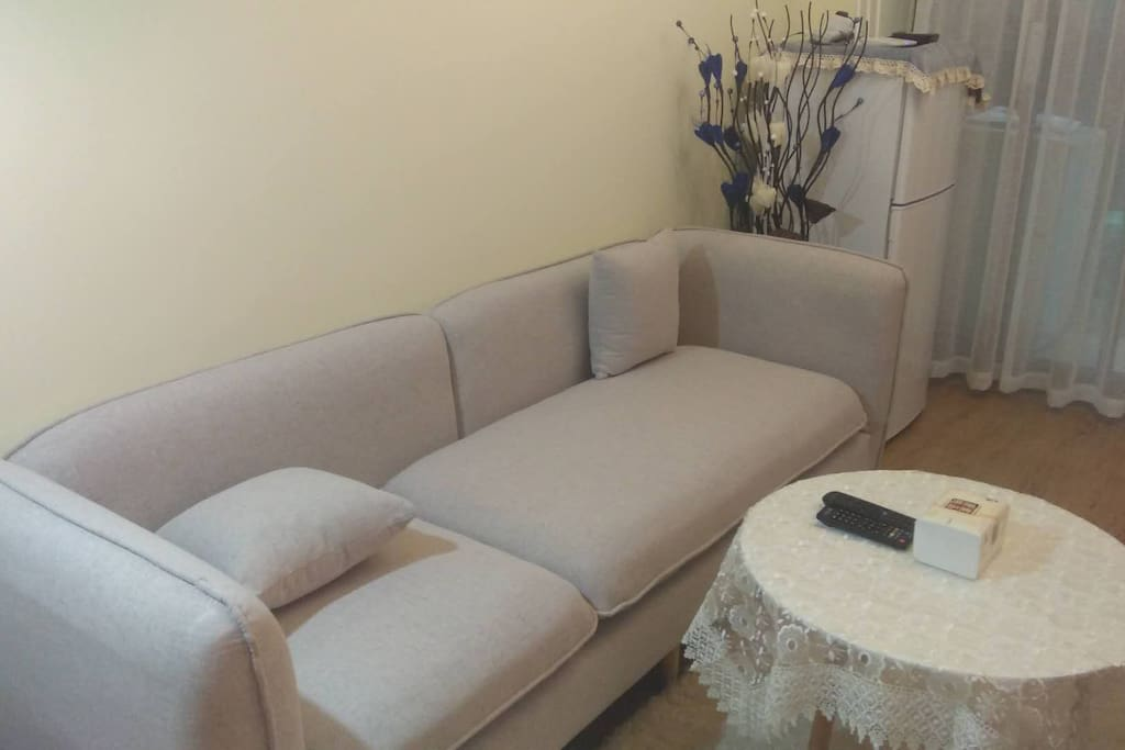 沙发简单大方