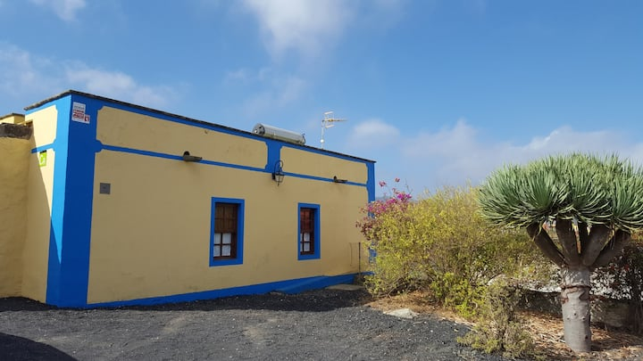 El Drago country holiday house