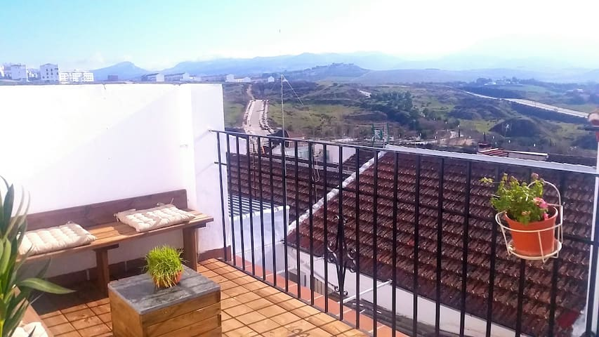 Apartment + Chill Out Terrace + Amazing Views - Ronda - Leilighet