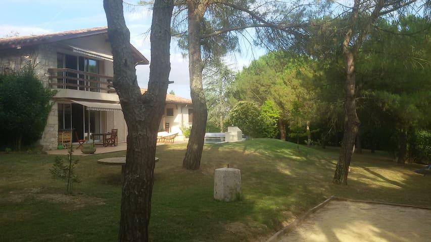 les grands pins - Saint-Clar - Chambre d'hôtes