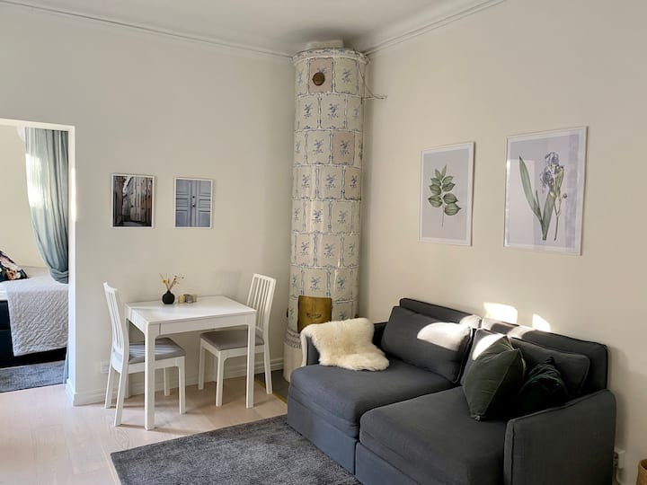 Charming one bedroom apartment in Old Town