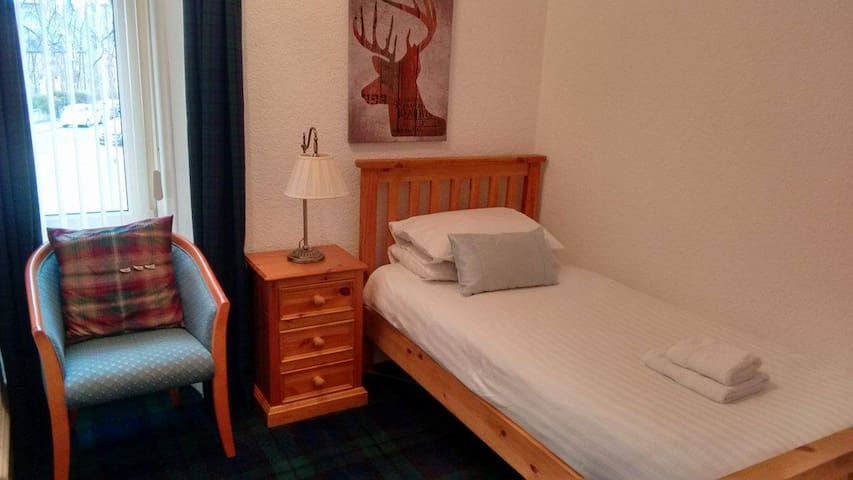Great Single Room in heart of the City - Inverness - Haus