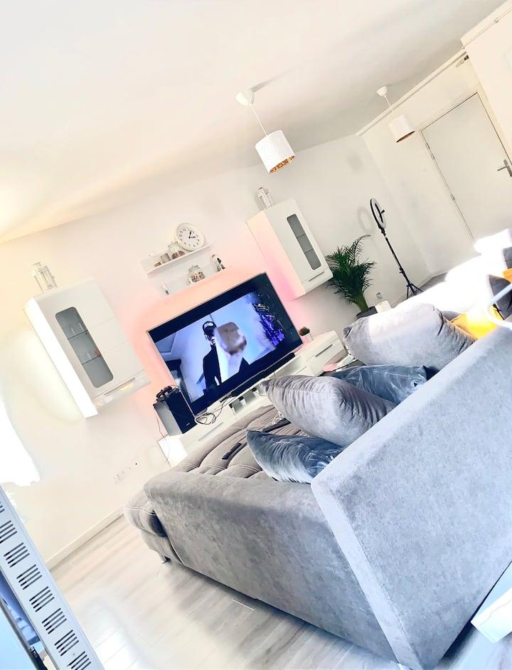 Bel appartement situé au centre de Thionville