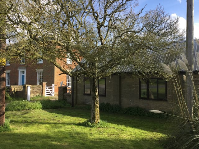 Holbeins Farm Apartment - East Hatley - Lägenhet