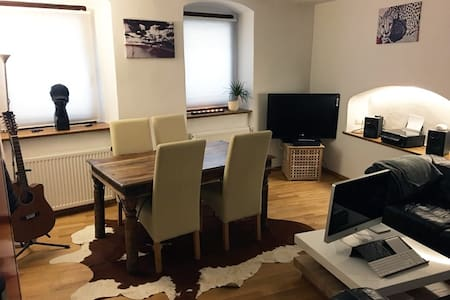 High Quality 50 qm next to Thurn and Taxis Castle - Regensburg - Wohnung