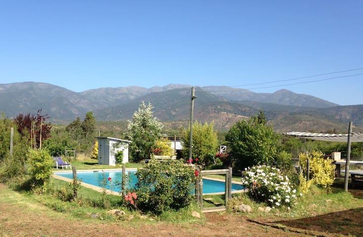 Bella Parcela Ecológica - Limache