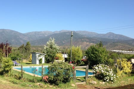 Bella Parcela Ecológica - Limache - ที่พักธรรมชาติ