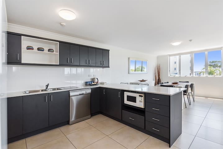family friendly six person apartment complete with resort's/tran