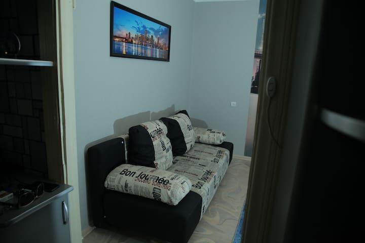 Красивая квартира в отличном доме!!!