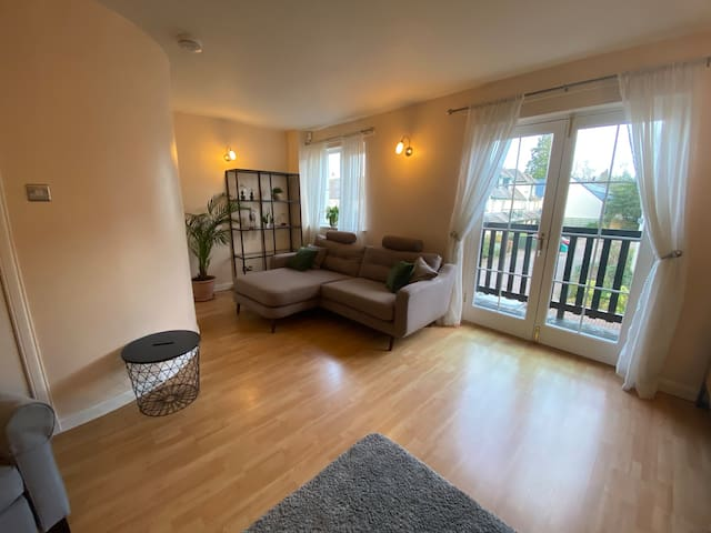 Inverness city apartment with parking