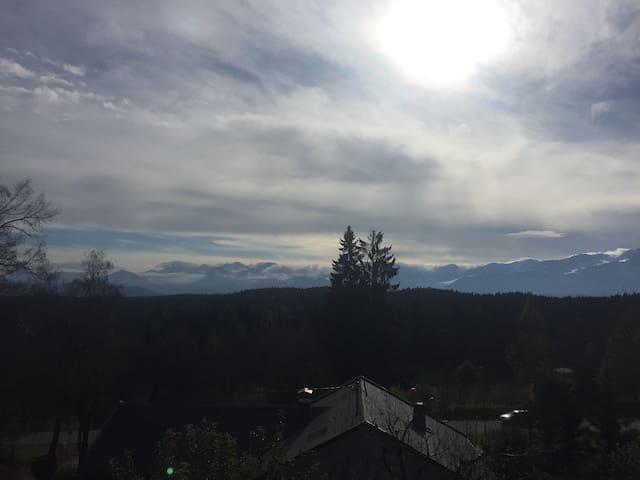 Ferienwohnung am Köstenberg - Oberwinklern - Üdülési jog