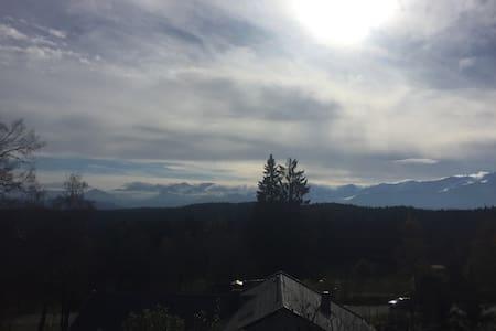 Ferienwohnung am Köstenberg - Oberwinklern - 리조트 이용권