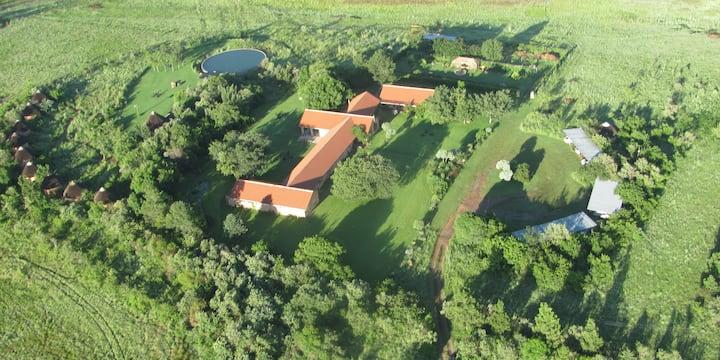 Drakensberg - Rondavel En-suite
