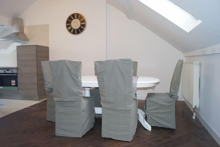 F3 meublé  YUTZ Cattenom Thionville - Yutz - Apartemen