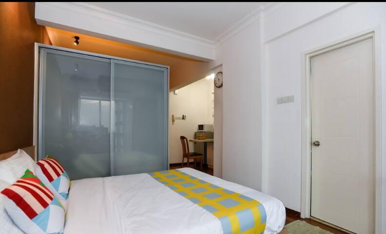 Bukit Bintang Casa Mutiara Cozy KL171007